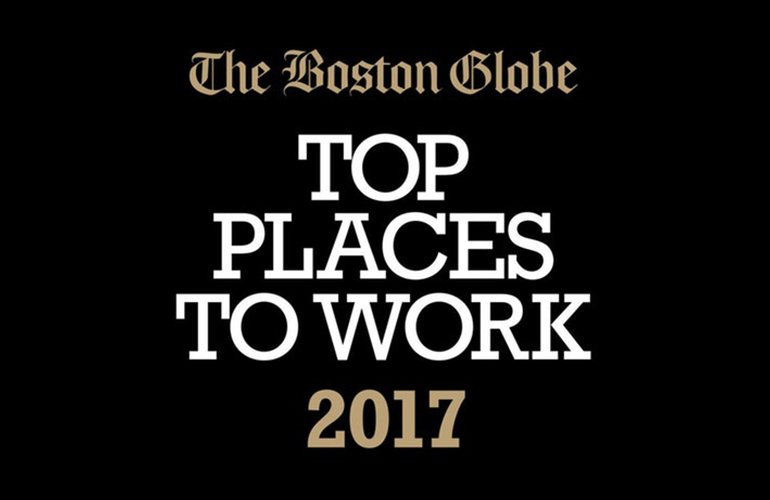 Boston Globe Names Reliant as a Top Place to Work in Massachusetts for the 5th Consecutive Year