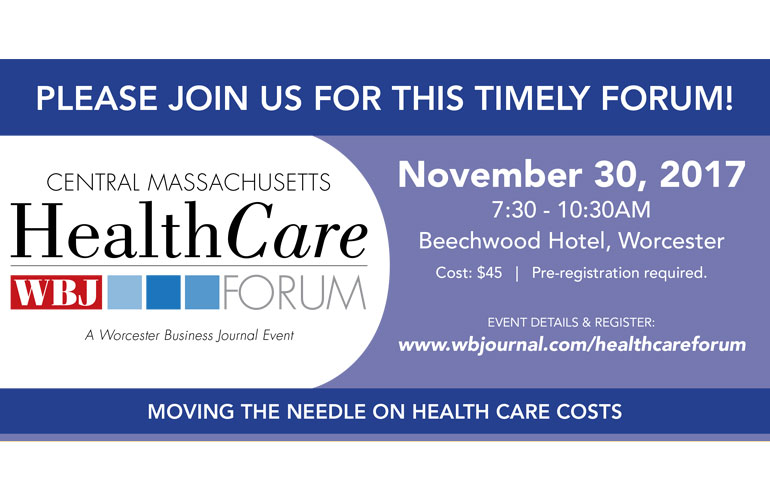 Central Massachusetts Health Care Forum
