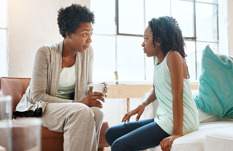 Talking to Your Child in the Aftermath of a Tragedy
