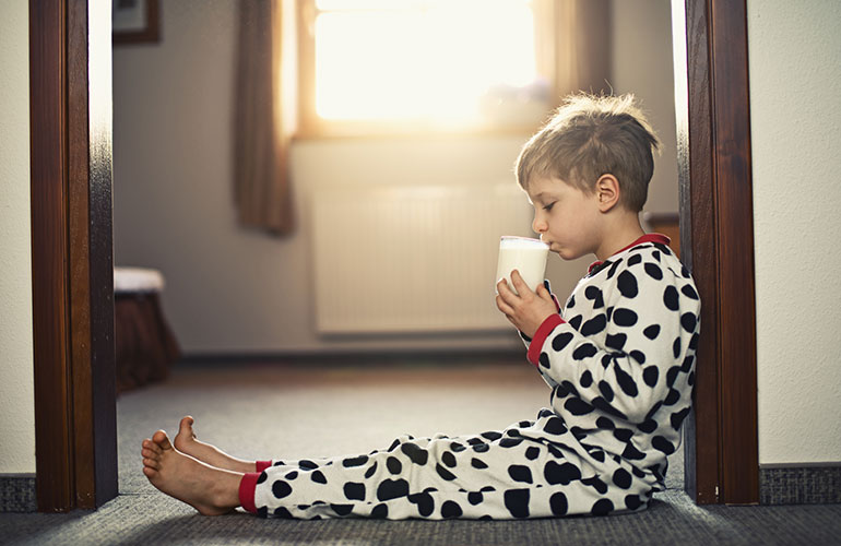 Medical Mythbuster: Is Drinking Milk With a Cold Okay?