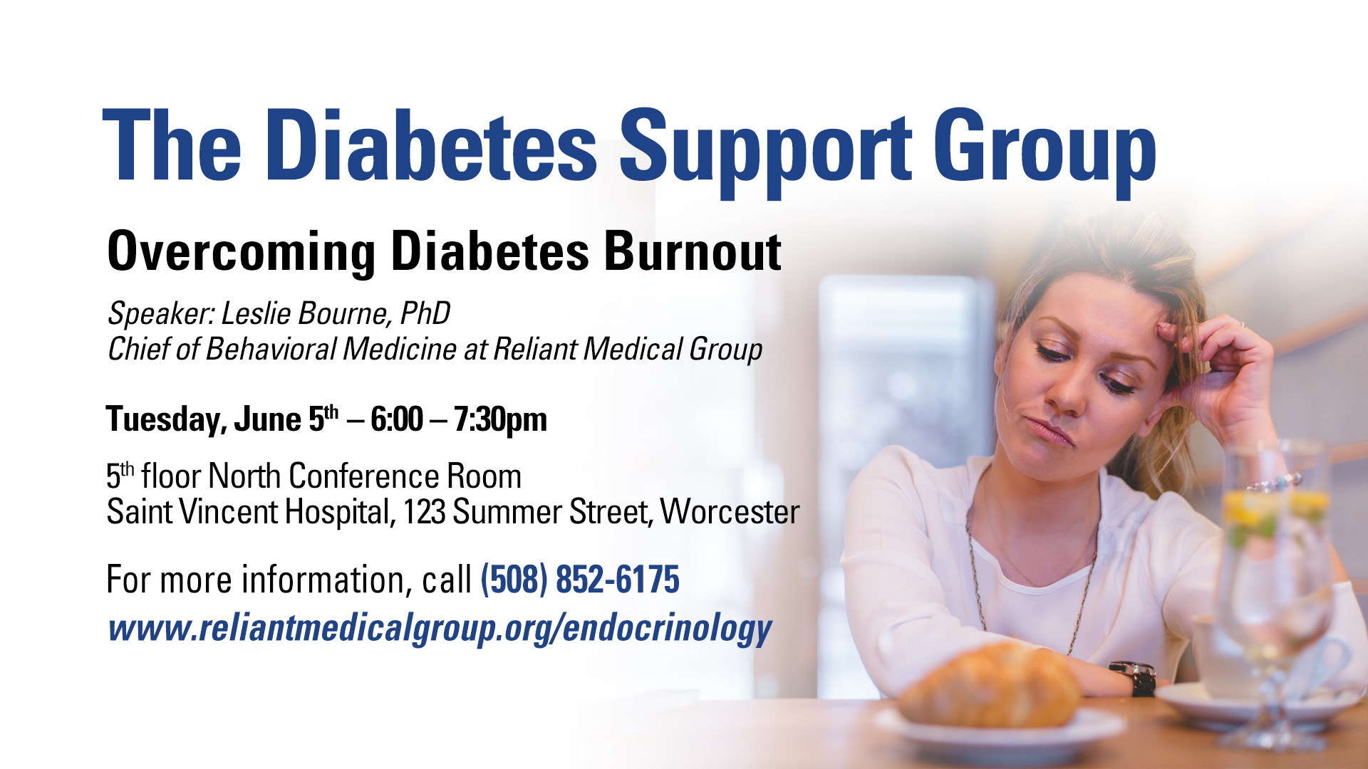The Diabetes Support Group – June 2018