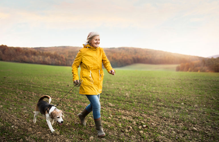 Midlife Exercise May Decrease Dementia Risks, Offer Other Health Benefits