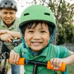 Bike Helmets Make Summer Safer