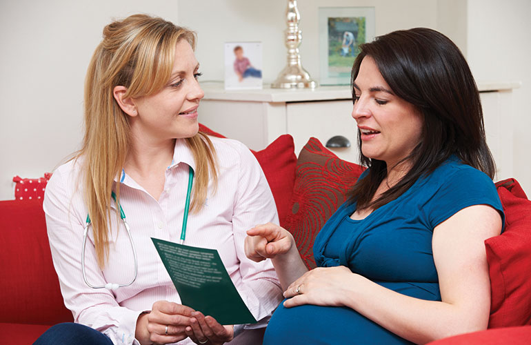 Thinking of Choosing a Midwife?