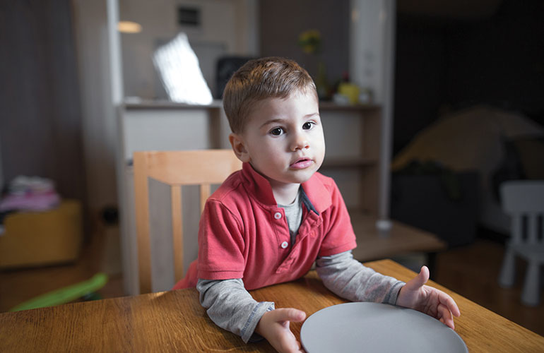 Hungry Children is a Problem No One Should Ignore