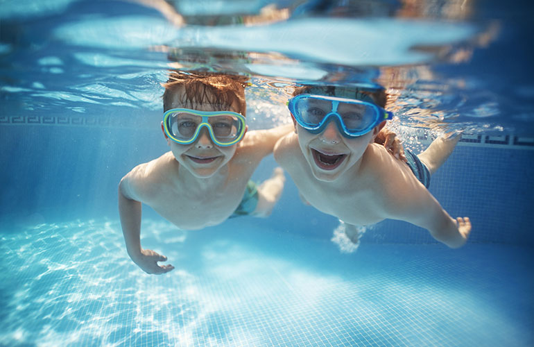 Summer Water Fun Can Be Hazardous to Your Eyes