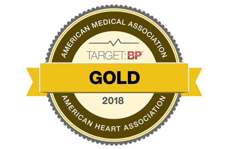 Reliant Medical Group Reaches BP Gold Status!