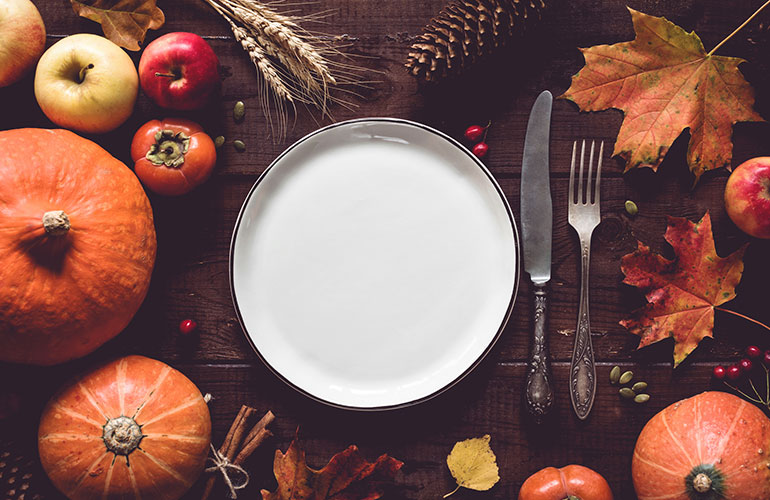 Three Healthy Reasons to Put Pumpkin on Your Plate