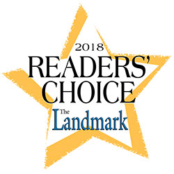 2018 Readers Choice Landmark