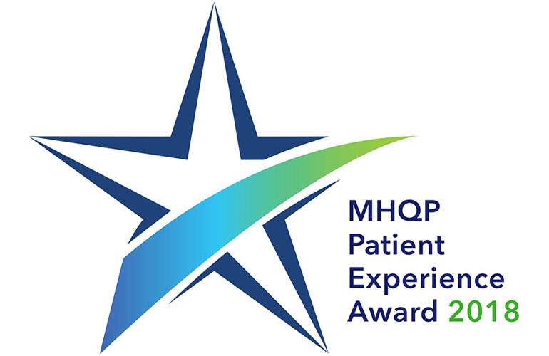 Reliant's Webster Office Named MHQP Patient Experience Award Winner