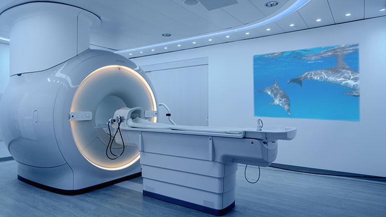 Ambient MRI Machine