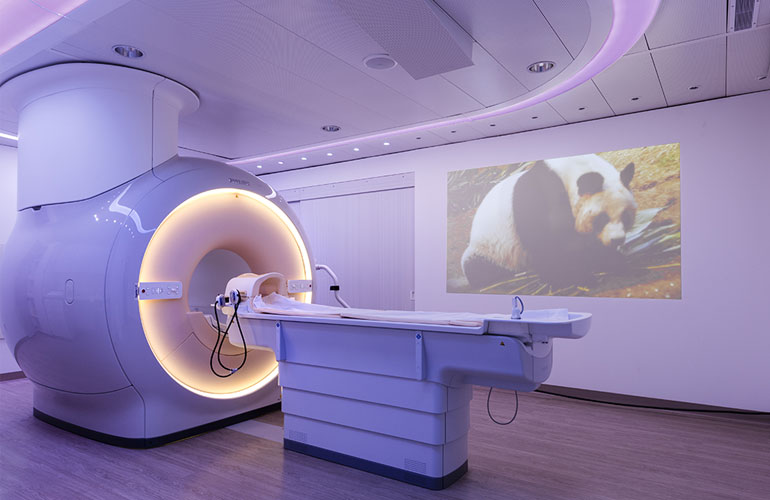 Stressed About Your MRI? Our New Technology Helps Reduce Anxiety