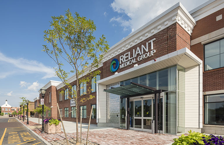 Reliant Medical Group Receives Best Expansion Project Award