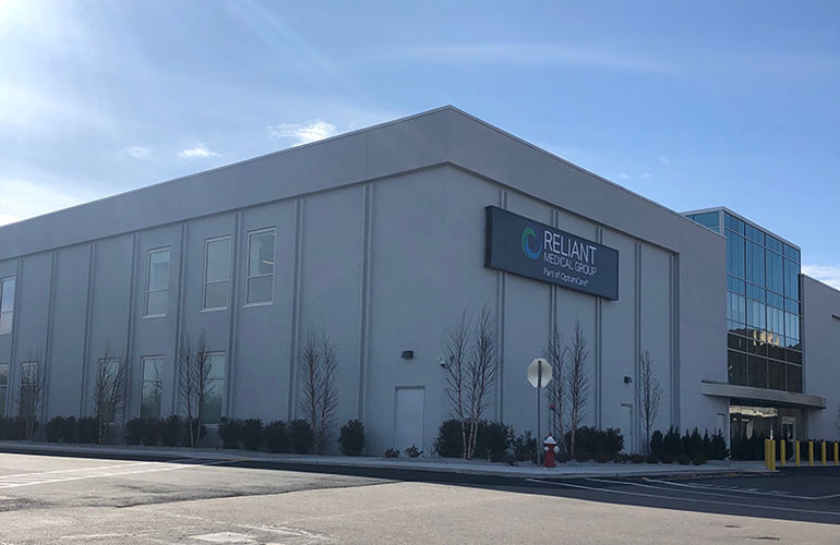 Reliant Medical Group's New Auburn Clinic Featured in the Telegram & Gazette