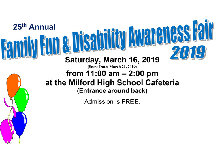 Family Fun & Disability Awareness Fair 2019