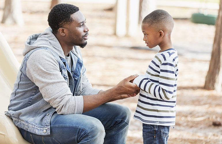 Still Spanking Your Kids? Here's Six Other Ways to Encourage Better Behavior