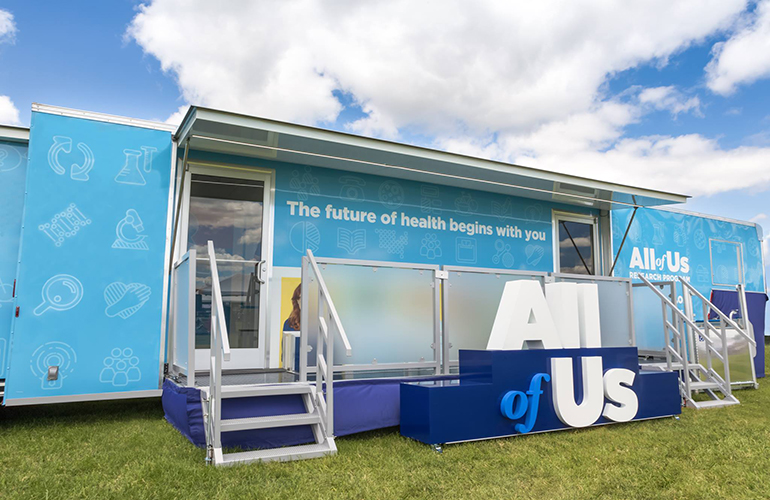 The National Institutes of Health's All of Us Journey Comes to Worcester