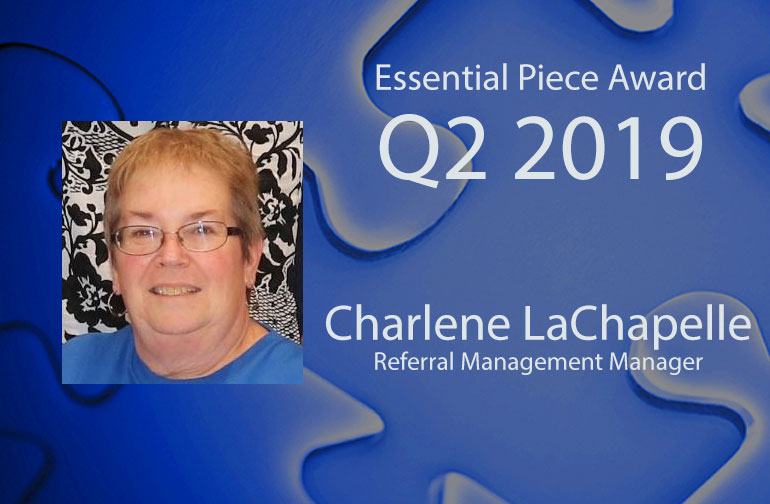 Charlene LaChapelle is This Quarter's Essential Piece!