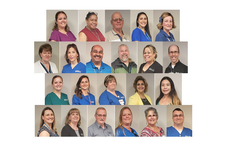 Congratulations to our Q2 2019 Employees of the Quarter!