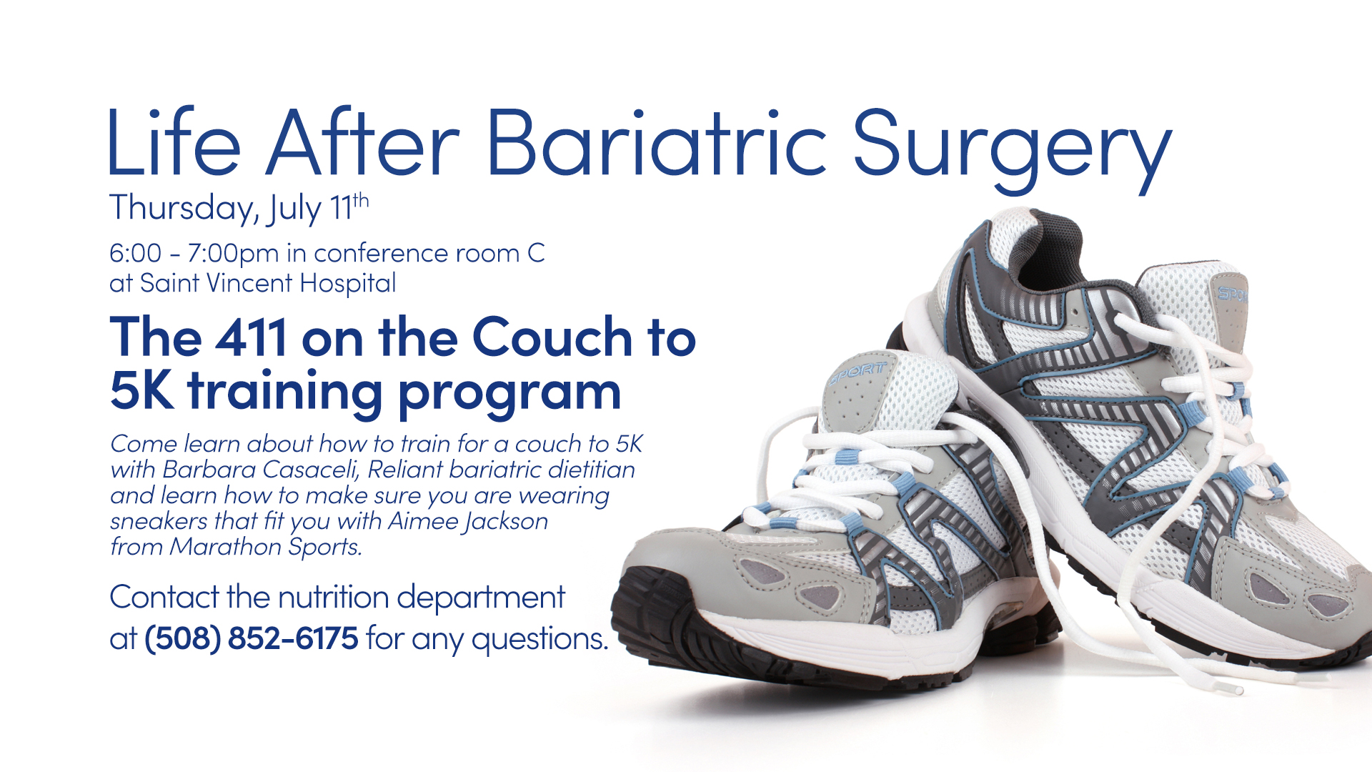 Life After Bariatric Surgery Group -July 2019