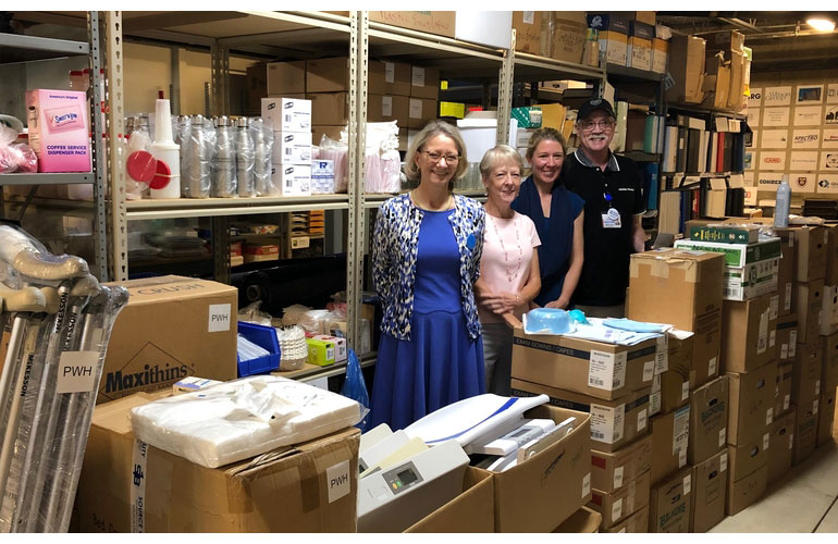 Reliant Donates $93k of Old Furniture and Supplies to Nonprofits and Schools