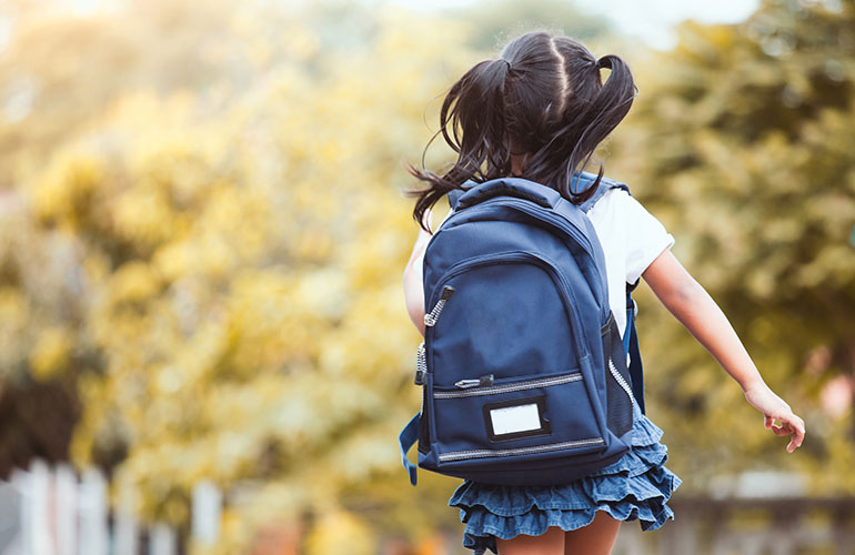 Be Safe with School Backpacks – Key Tips to Lighten the Load!