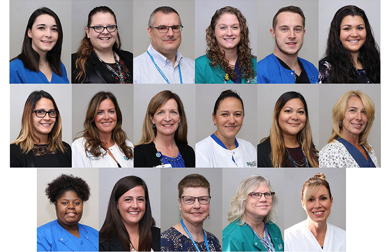 Congratulations to our Q3 2019 Employees of the Quarter!