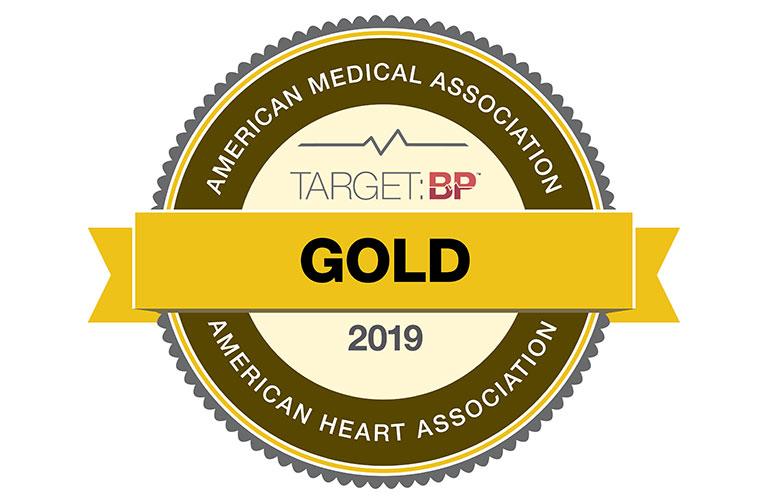 Reliant Medical Group Reaches BP Gold Status Again!