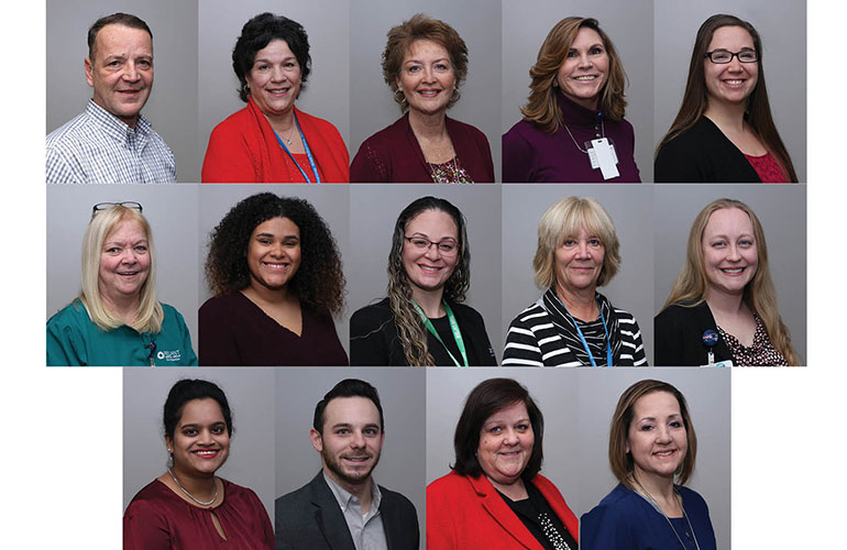 Congratulations to our Q4 2019 Employees of the Quarter!