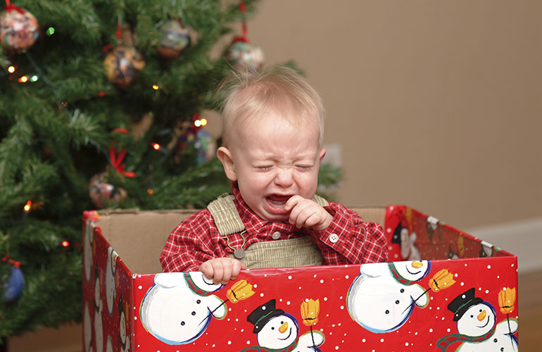 How to Prevent Those Holiday Meltdowns