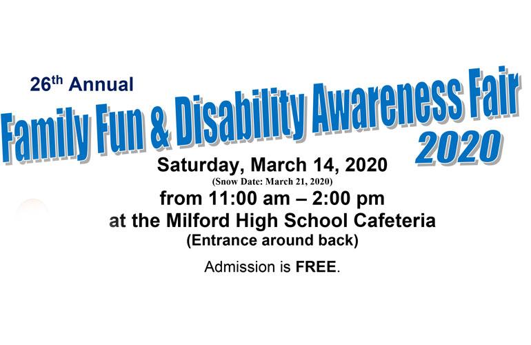 Milford Family Fun & Disability Awareness Fair