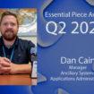 Dan Cain is this Quarter's Essential Piece!