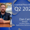Dan Cain is this Quarter's Essential Piece!