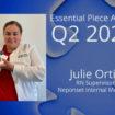Julie Ortiz is this Quarter's Essential Piece!